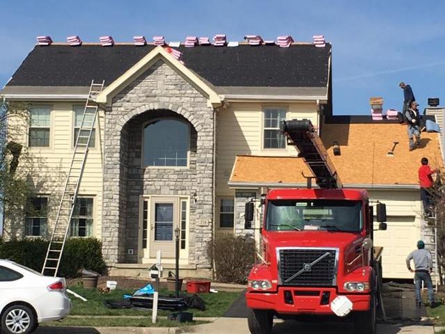 Residential Roofing Columbus Ohio