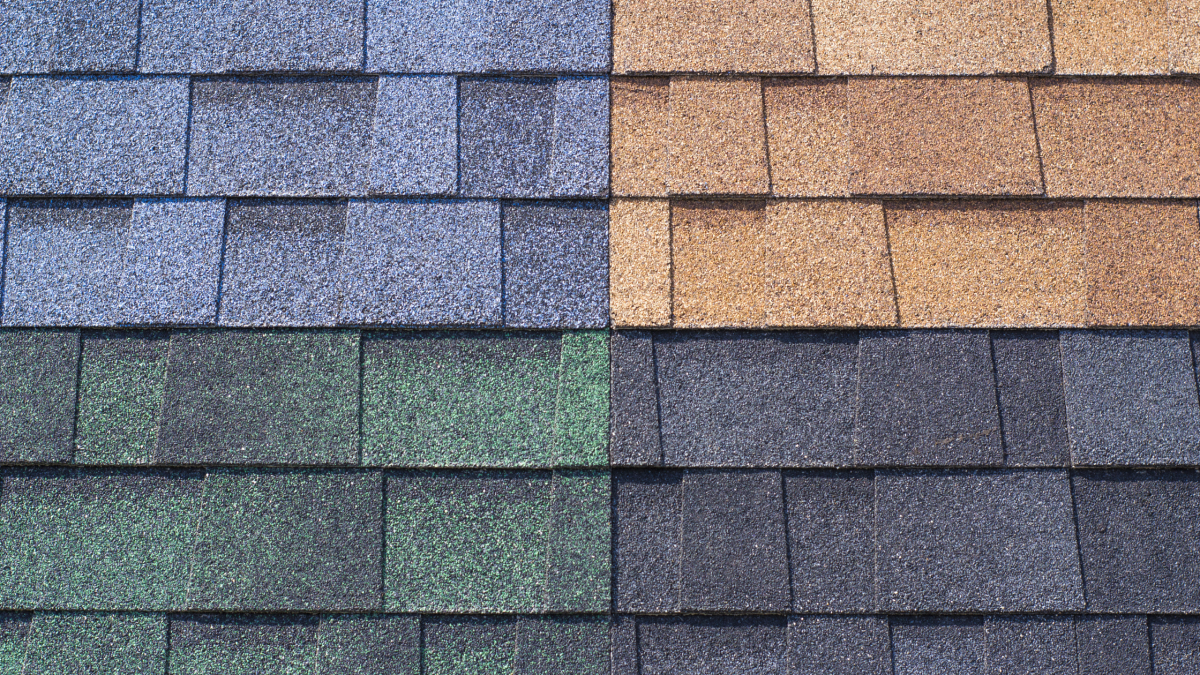 how to pick a roof color