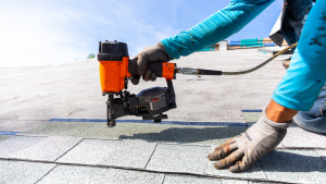What's included in new roof cost?