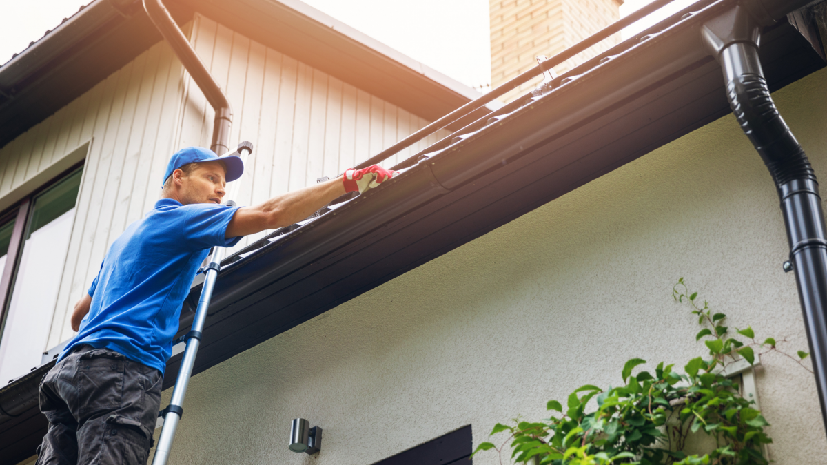 What to do for spring roof maintenance